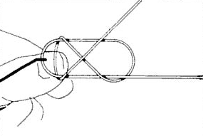 Crawford Knot Step 3