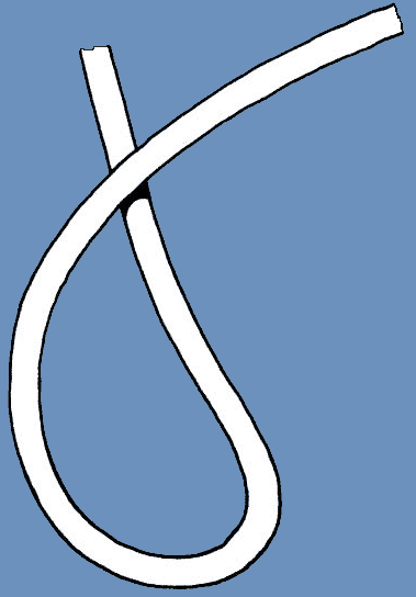 Heaving Line Knot 1