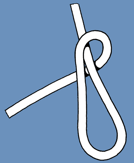 Heaving Line Knot 2
