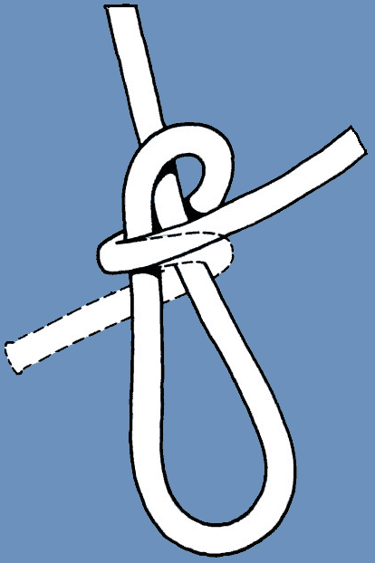 Heaving Line Knot 3